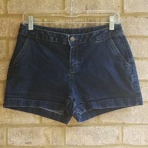 Jennifer Lopez Jeans Short Dark  Sz 4